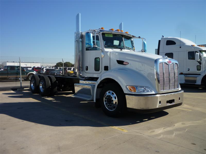 Peterbilt Spotters Guide - 386 and 384