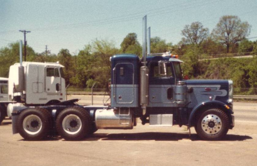 Peterbilt Spotters Guide The 1980s