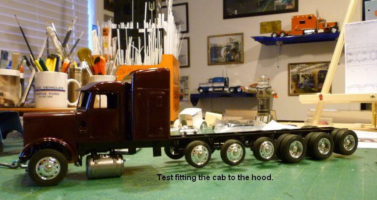 Tims Trucks PB4